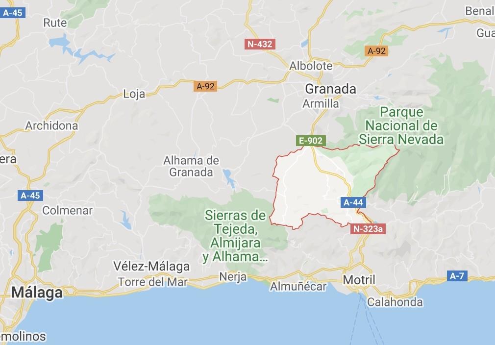 Where is La Esperanza in Granada