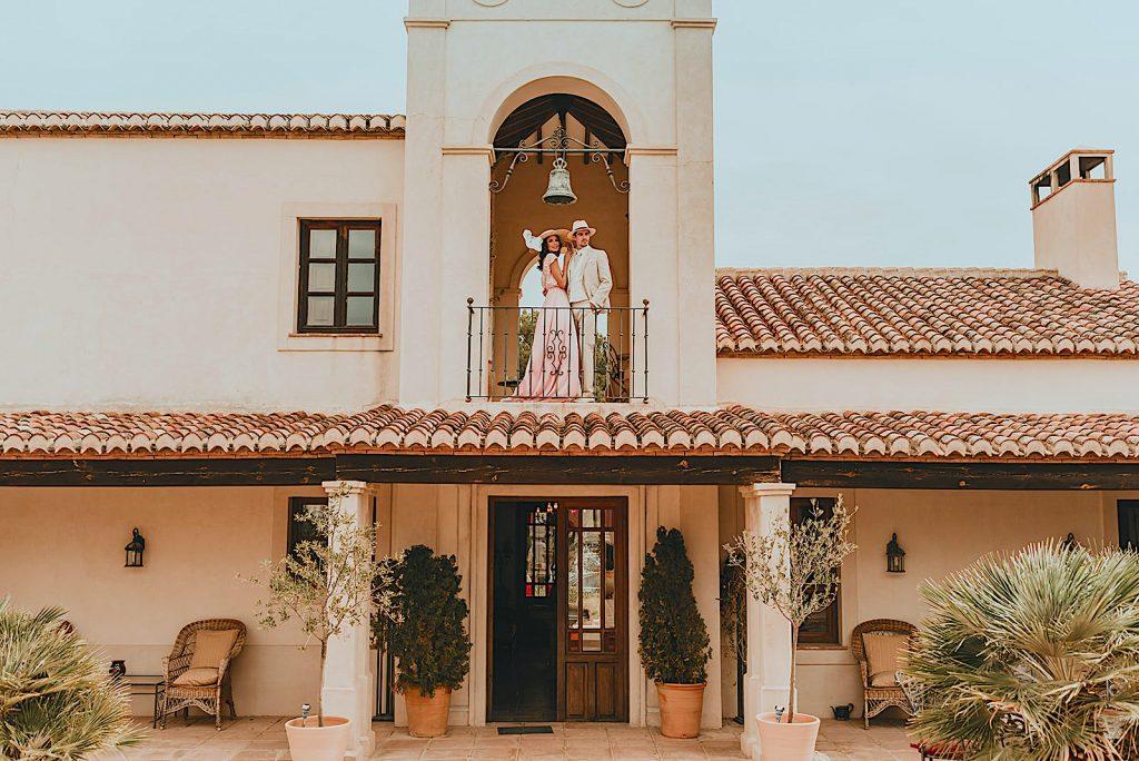 La Esperanza Granada us la hacienda mas romántica en Andalucia