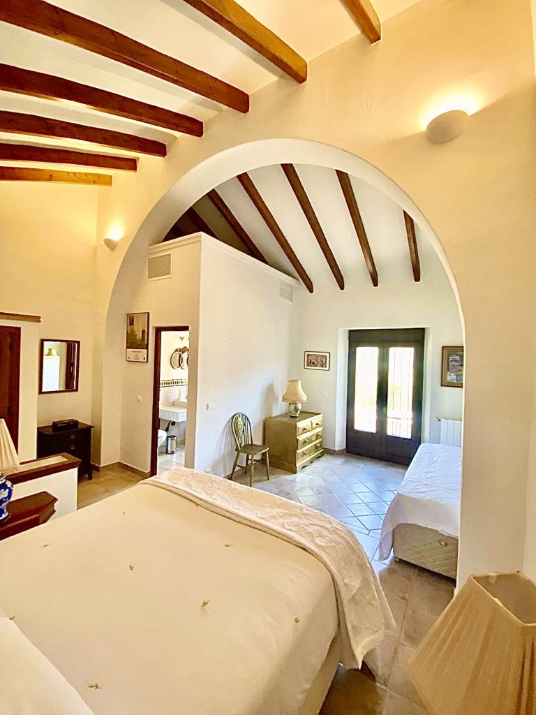 La Esperanza Granada para bodas lujo es una hacienda mas romántico de Andalucia