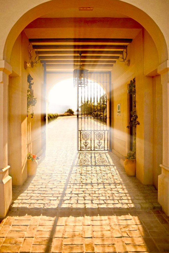 La Esperanza Granada es la hacienda mas romántica de Andalucia