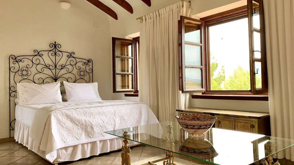 La Esperanza Granada es la hacienda mas romántica en Andalucia. Perfecto para bodas lujos.