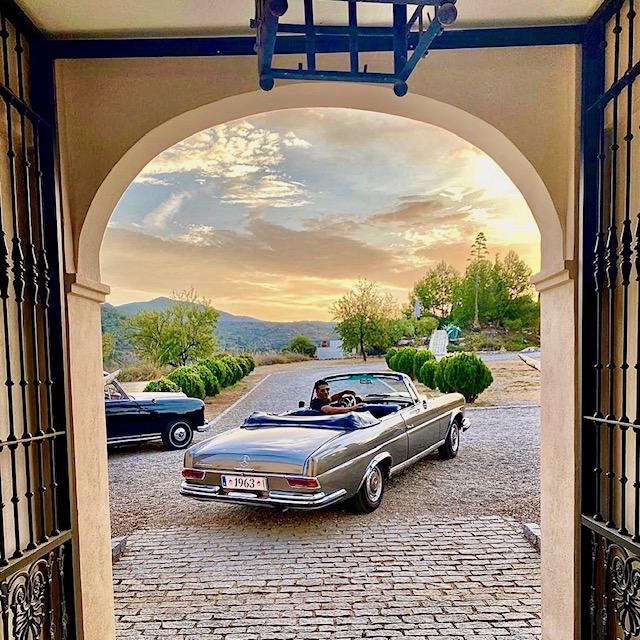 La Esperanza Granada es una hacienda mas romántica de Andalucia