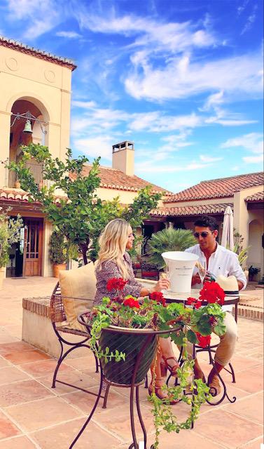La Esperanza Granada es la hacienda una mas romántica de Andalucia