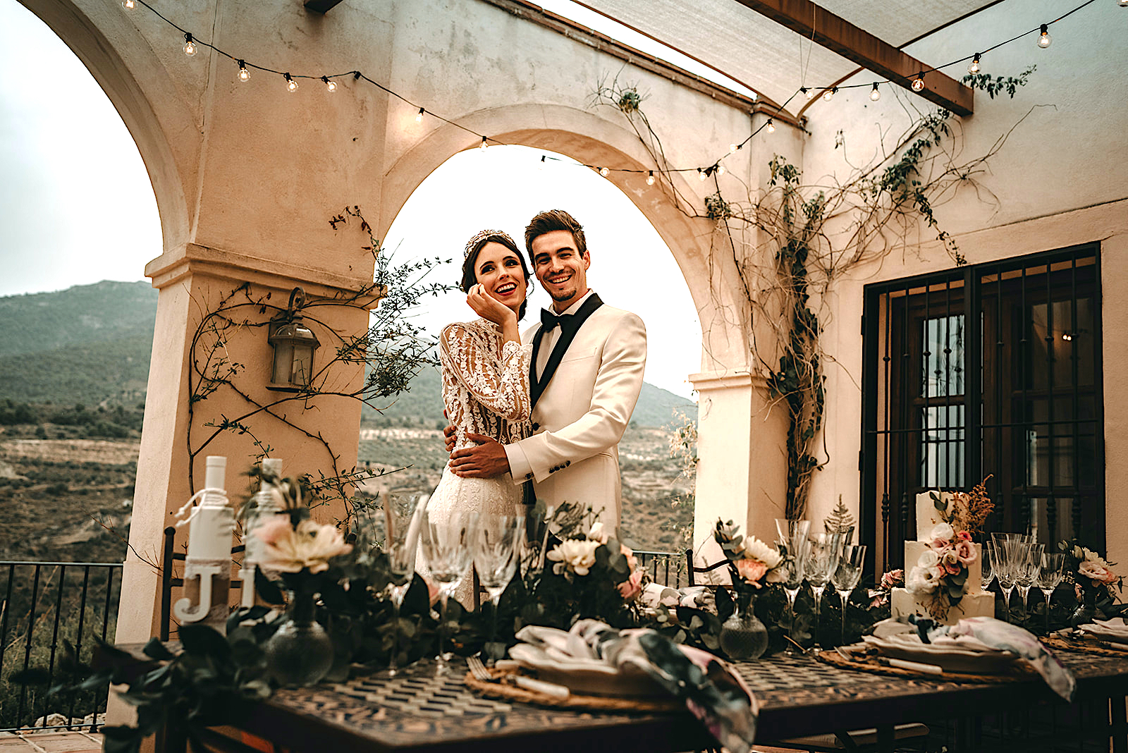 La Esperanza Granada para bodas románticas en Andalucia