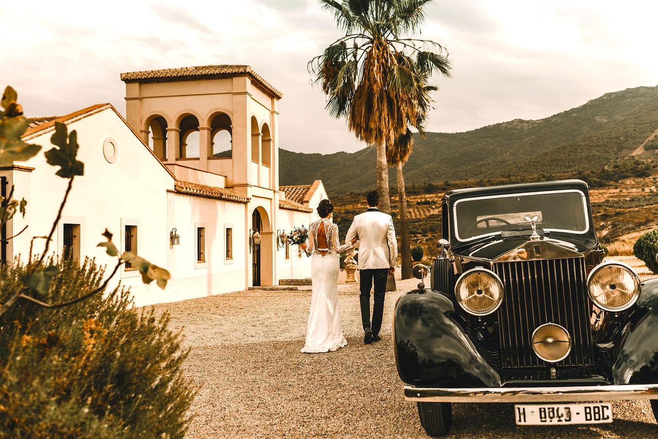 Dream Weddings at La Esperanza Granada in Spain