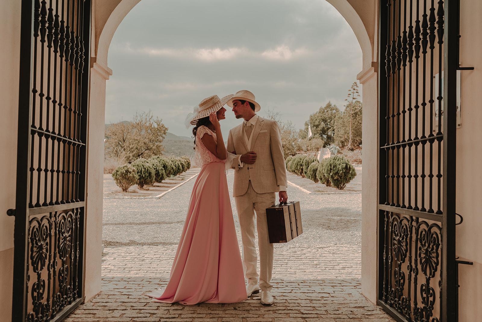La Esperanza Granada. La hacienda mas romántica en Andalucia