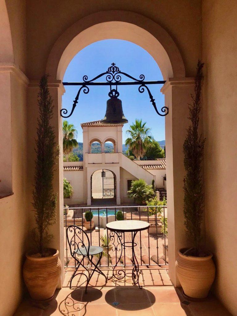 Hacienda La Esperanza Granada is the most romantic wedding venue in Spain