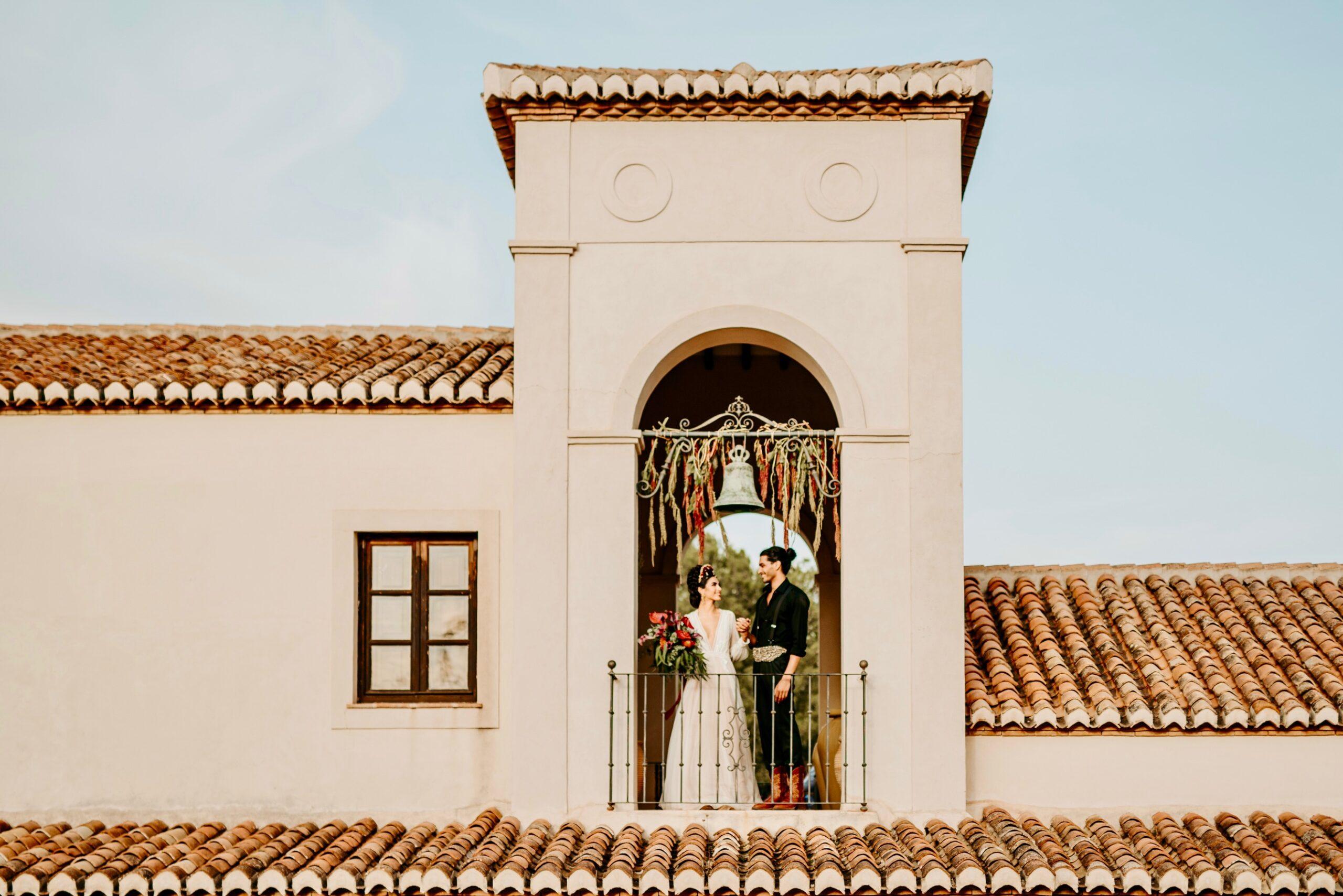 La Esperanza Granada, the most romantic hacienda wedding venue in Spain
