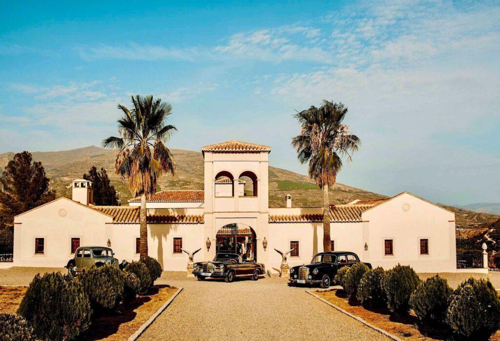La Esperanza Granada, the most romantic hacienda in Andalucia
