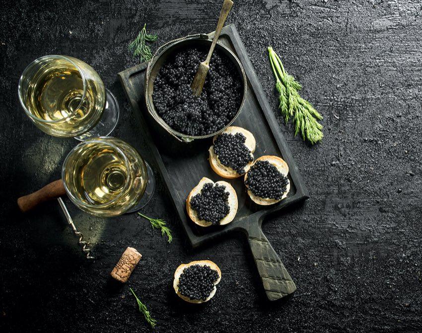 Caviar Tasting & Andalucia Horses
