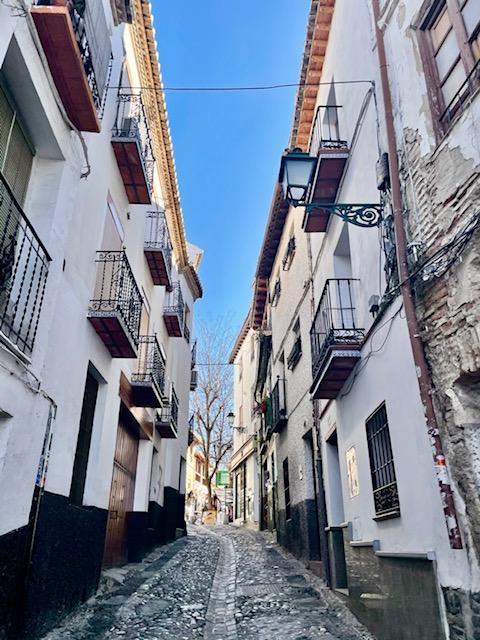 Old Town Granada Tour
