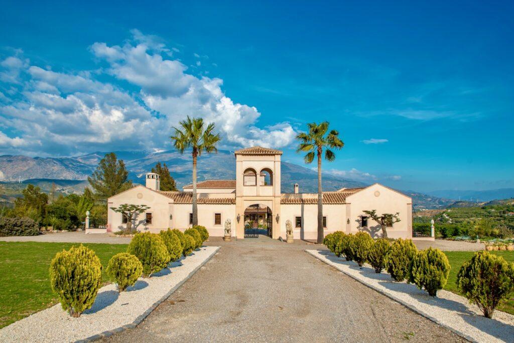 La Esperanza Granada, hoteles de lujo en Andalucia