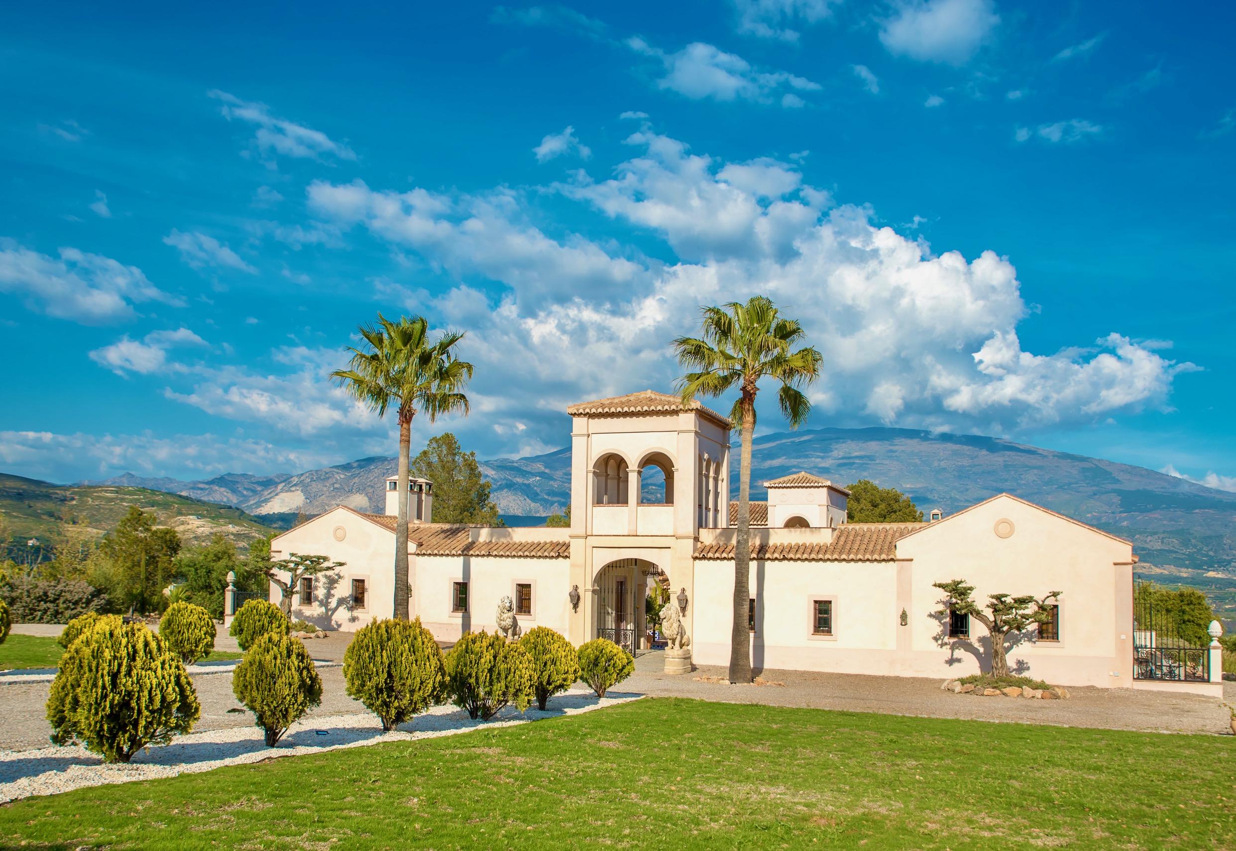 The best hotel in Granada