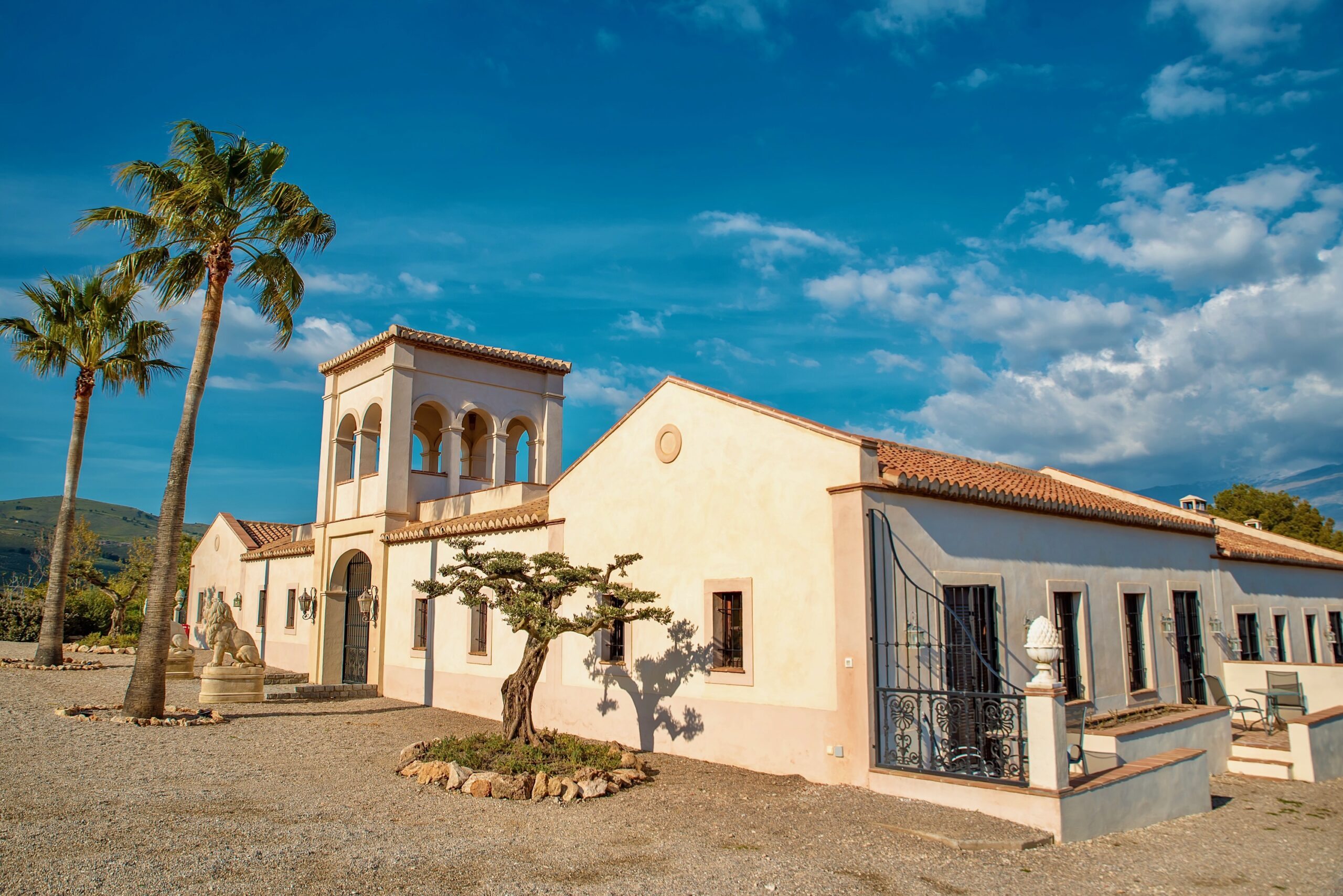 The best villa to rent in Andalucia