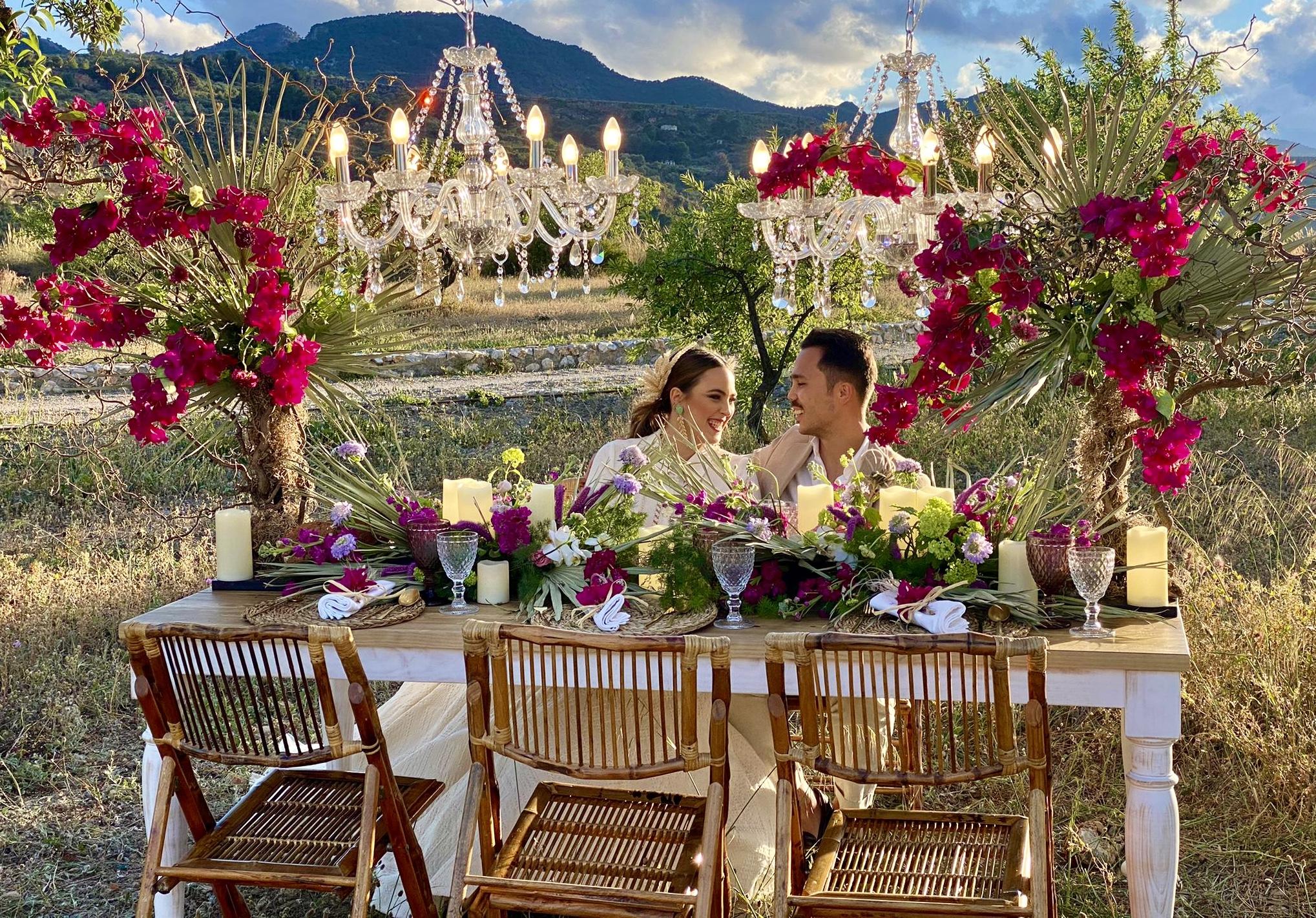 Wedding at La Esperanza Granada