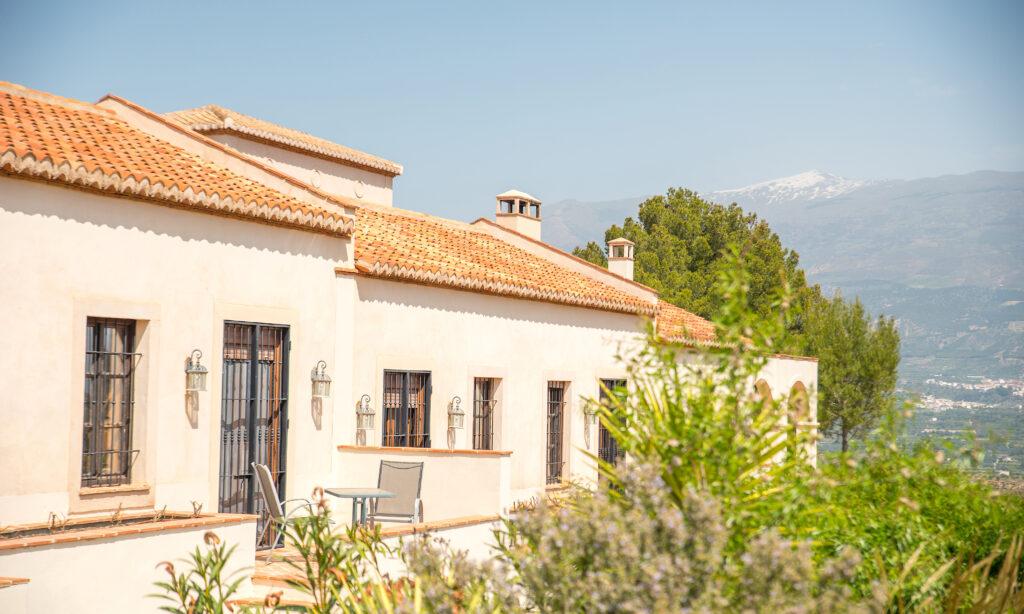 La villa lujo en Andalucia, La Esperanza Granada