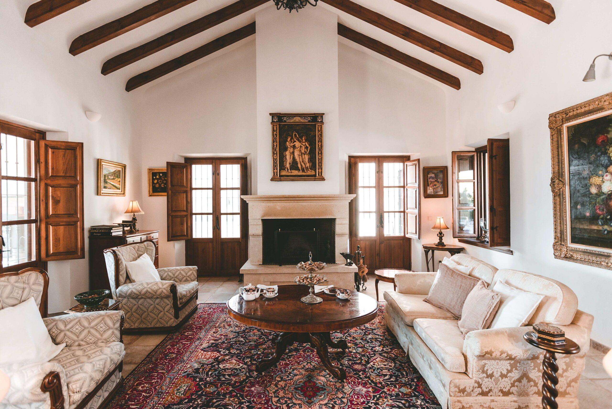 La Esperanza Granada Living Room