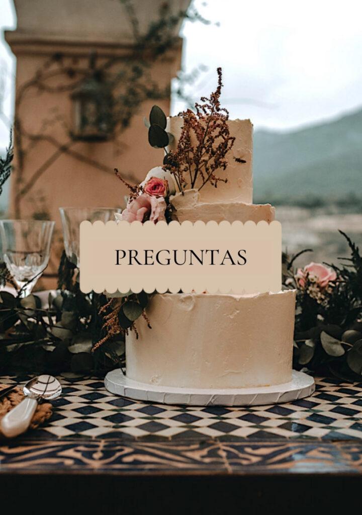 Bodas de lujo en una finca en Granada