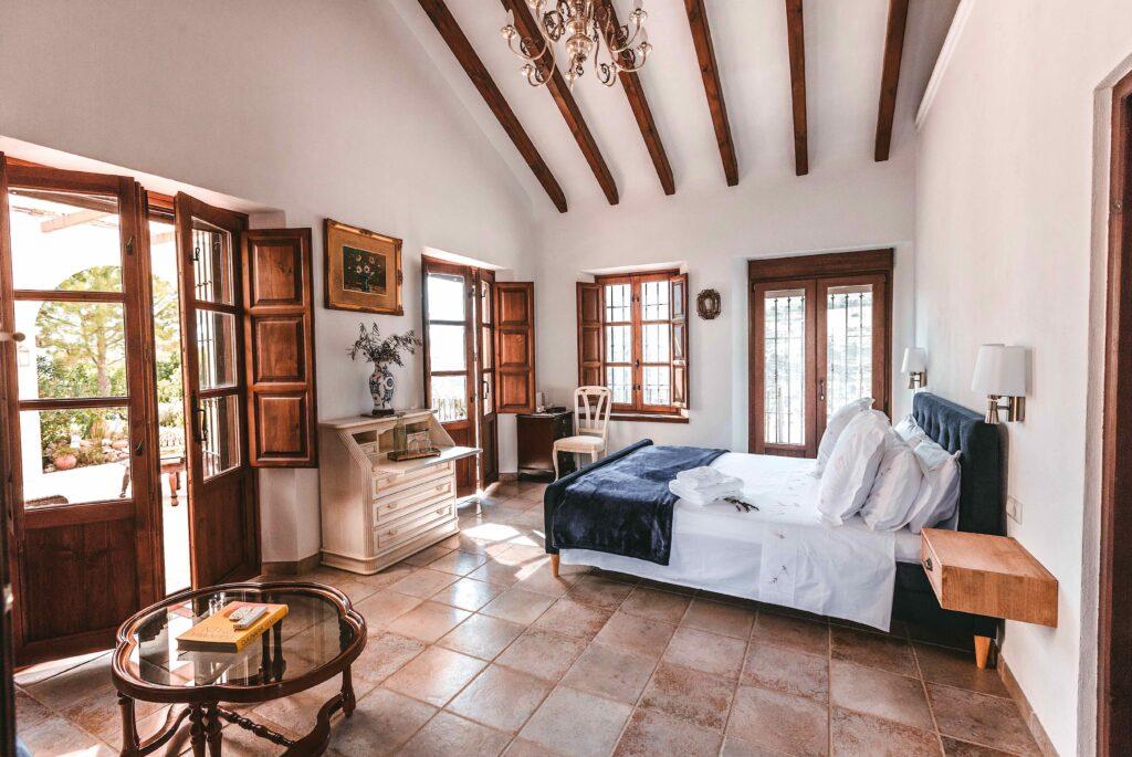 Junior suite of La Esperanza Granada