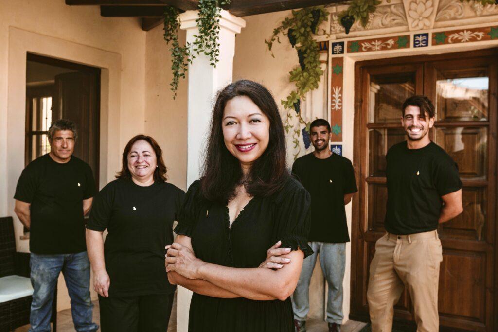 La Esperanza Granada Hotel & Private Villa Management Team