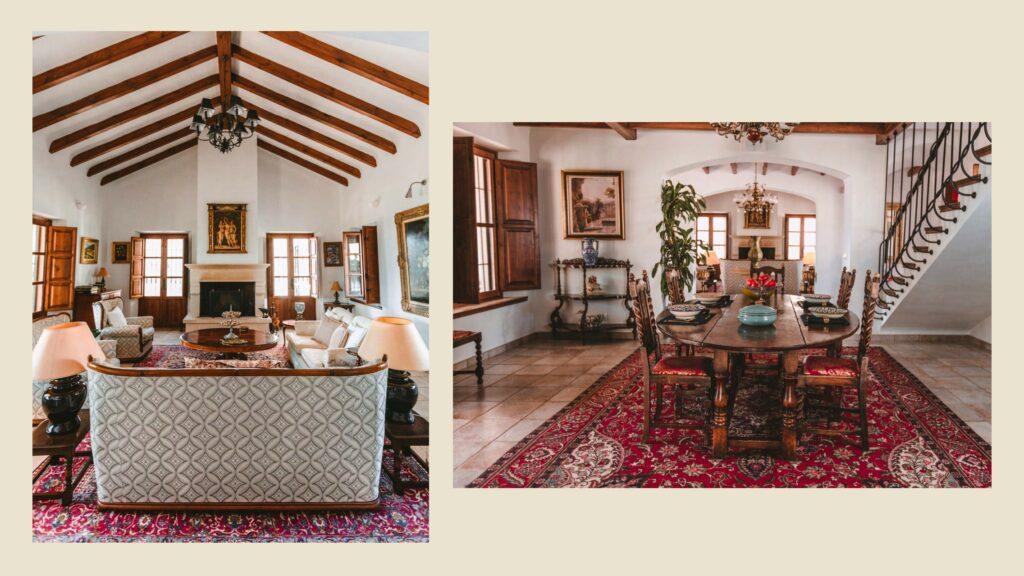 Master suite of La Esperanza Granada