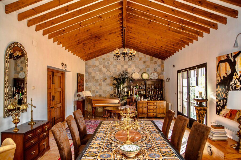 Salon of La Esperanza Granada
