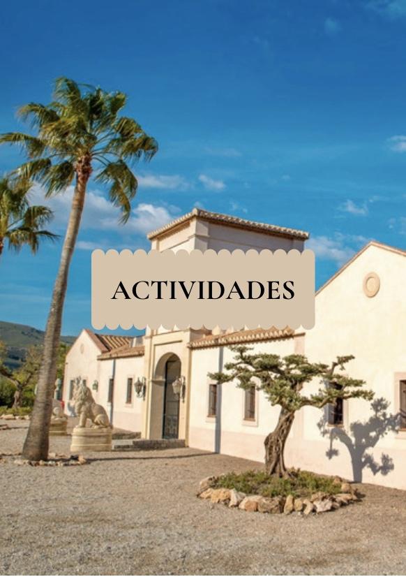 Activities at La Esperanza Granada