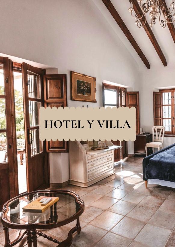 La Esperanza Granada Hotel y Villa