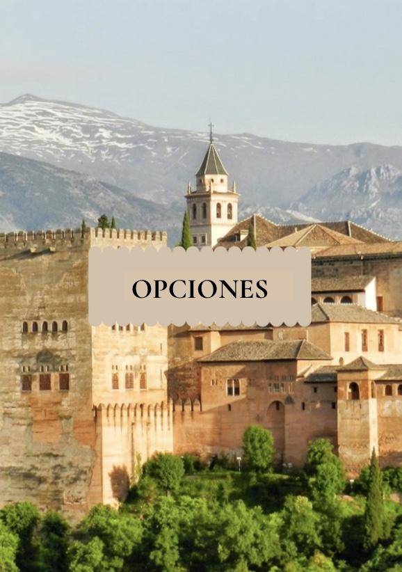 Opciones por La Esperanza Granada