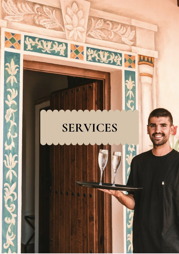 Services at La Esperanza Granada