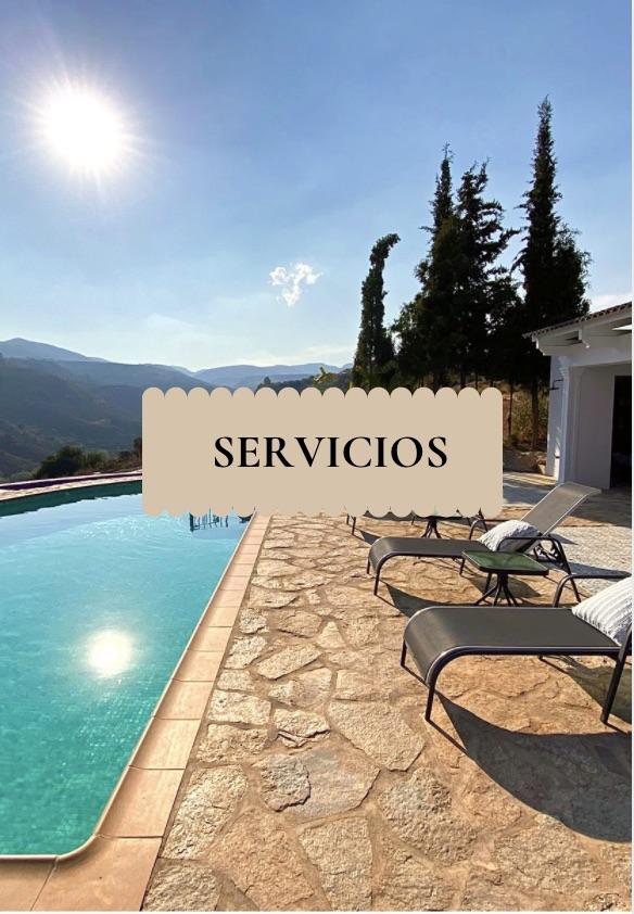 Servicios del hotel La Esperanza Granada